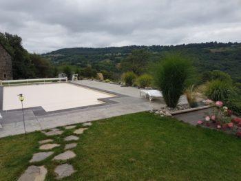 plantations tour de piscine