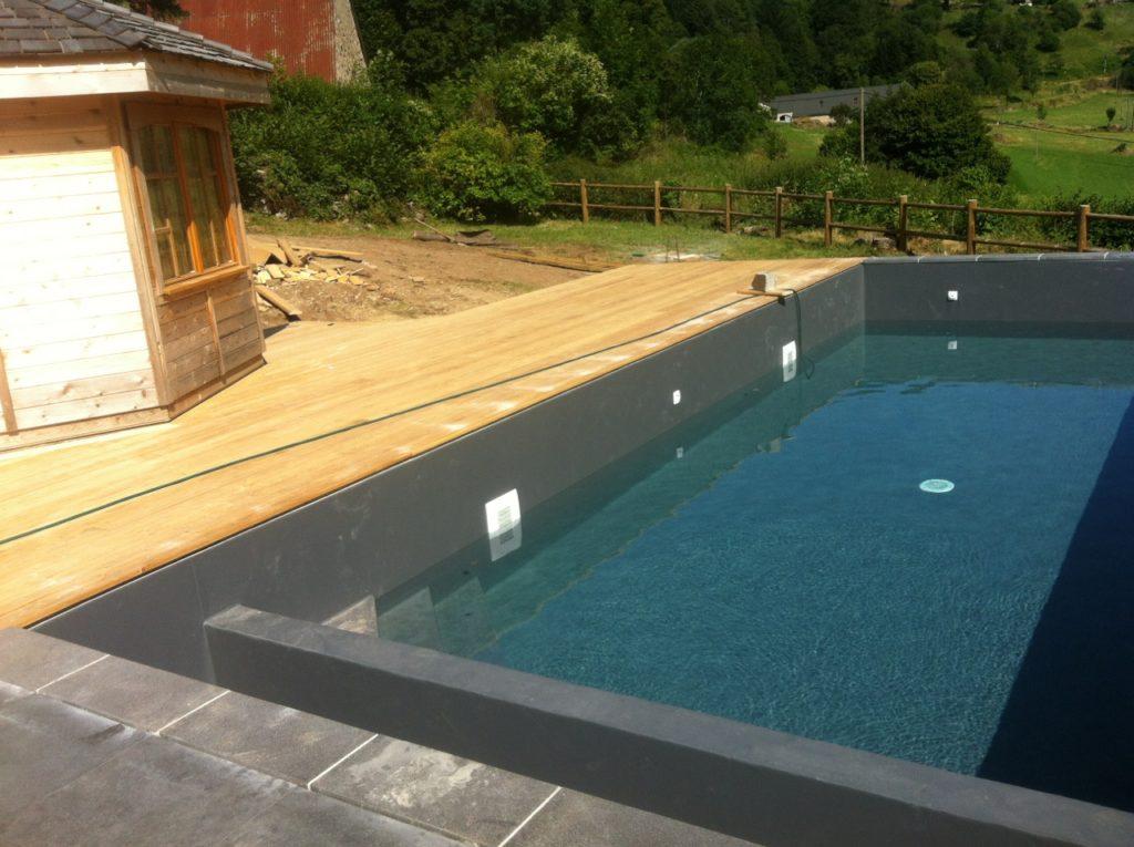 amenagement tour de piscine la charmille paysagiste mauriac
