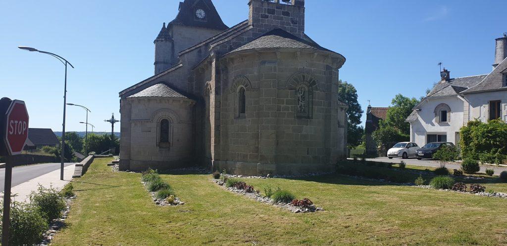 aménagements paysagers bourg de champagnac