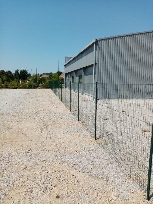 tous types de clôture la charmille paysagiste mauriac cantal correze salers