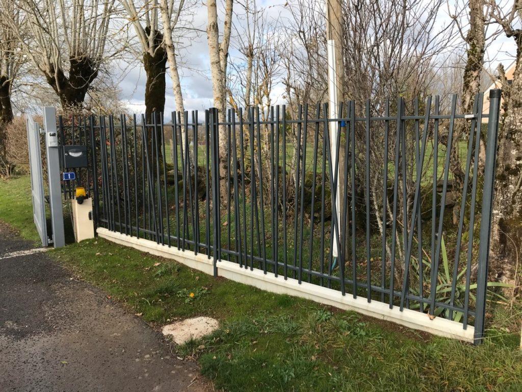 clôture mikkado la charmille paysagiste